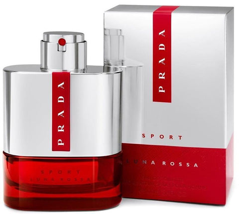PRADA LUNA ROSSA SPORT For Men by Prada EDT - Aura Fragrances