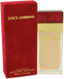 DOLCE & GABBANA For Women EDT - Aura Fragrances