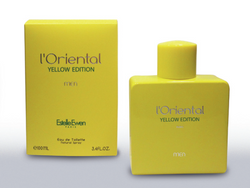 L'Oriental Yellow for Men by Estelle Ewen EDT