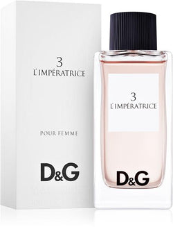 D&G 3 L'Imperatrice for Women by Dolce & Gabbana