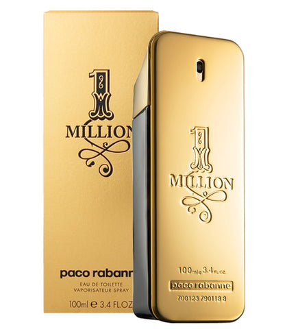1 MILLION For Men by Paco Rabanne EDT - Aura Fragrances