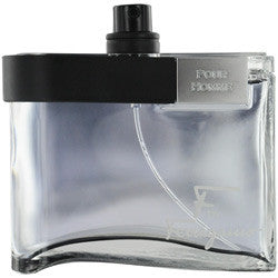 """F"" POUR HOMME BLACK By Salvatore Ferragamo EDT 3.4 oz. (Tester/No Cap) - Aura Fragrances"
