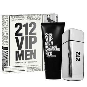 212 VIP for Men 3.4oz/3.4oz Shower Gel