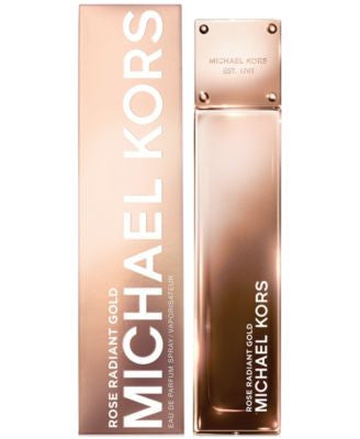 ROSE RADIANT GOLD for Women by Michael Kors EDP - Aura Fragrances