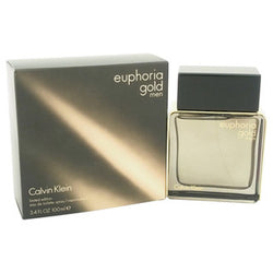 EUPHORIA GOLD For Men by Calvin Klein EDT - Aura Fragrances