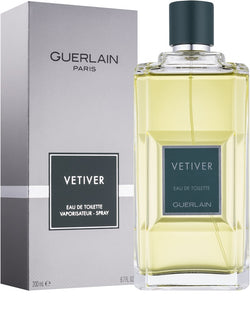 Vetiver for Men by Guerlain EDT