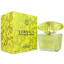VERSACE YELLOW DIAMOND For Women by Versace EDT - Aura Fragrances