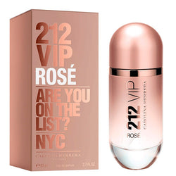212 VIP ROSE for Women by Carolina Herrera EDP - Aura Fragrances