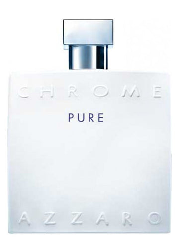Chrome Pure for Men EDT