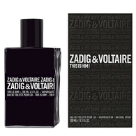 This is Him! Zadig & Voltaire for Men EDT
