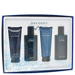 Cool Water by Davidoff 2.5oz EDT/2.5oz AS/2.5oz SG/2.5oz AS
