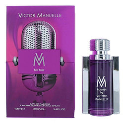 Victor Manuelle for Her for Women EDP - Aura Fragrances