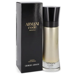 Armani Code Absolu For Men Parfum
