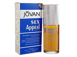 JOVAN SEX APPEAL for Men by Jovan Cologne - Aura Fragrances