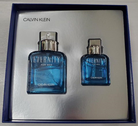 Eternity Air for Men 3.4 OZ & 1.0 OZ EDT
