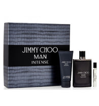 Jimmy Choo Man Intense 3.3oz EDT & .25 EDT & 3.3 Aftershave Balm