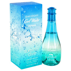 Cool Water Into The Ocean for Women by Davidoff EDT