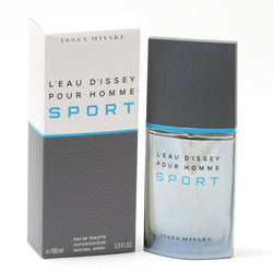 L Eau D Issey Pour Homme Sport by Issey Miyake EDT for Men