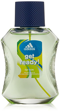 GET READY for Men by Adidas - Aura Fragrances