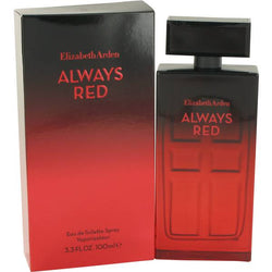 Always Red for Women EDP