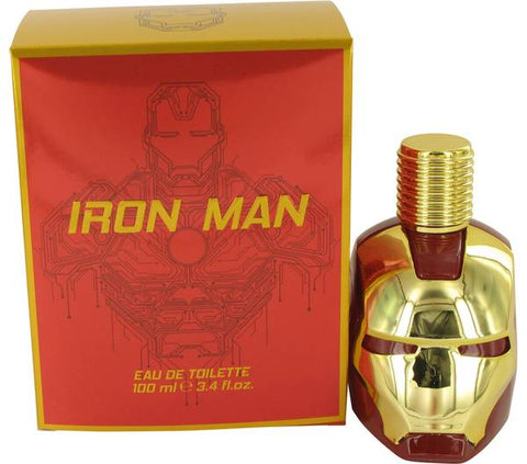 Iron Man Marvel For Kids EDT