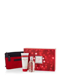 Tommy Girl 1.7 & 3.4 Body wash & Cosmetic Bag For Women