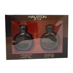 Halston Z-14 for Men 4.2oz EDT/4.2oz After Shave Lotion