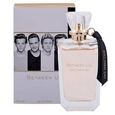 Between Us One Direction for men EDP