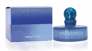 ANONYMOUS For Women by Dorall Collection EDP - Aura Fragrances