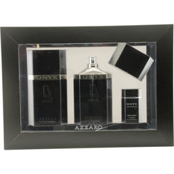AZZARO ONYX By Loris Azzaro 3PC SETfor Men - Aura Fragrances