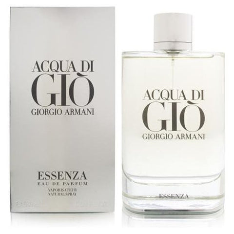 ACQUA DI GIO ESSENZA  For Men By Giorgio Armani EDP - Aura Fragrances
