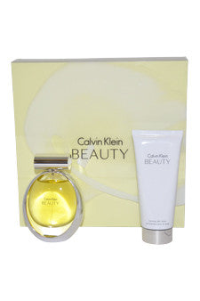 BEAUTY For Women by Calvin Klein EDP 1.7oz/ S.L. 3.4oz - Aura Fragrances
