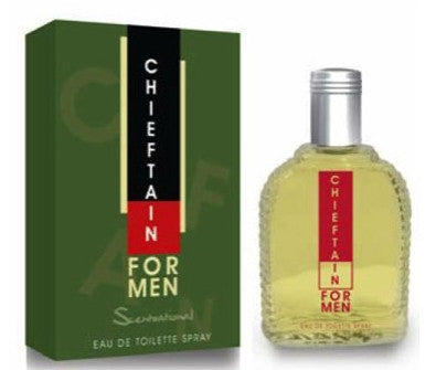 CHIEFTAIN For Men by Scensational EDT - Aura Fragrances