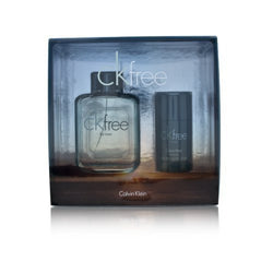 CK Free by Calvin Klein for Men 2 Piece Set Includes: - Aura Fragrances