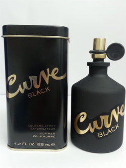 CURVE BLACK For Men by Liz Claiborne EDT - Aura Fragrances