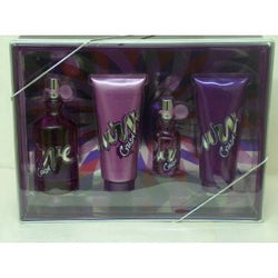CURVE CRUSH By Liz Claiborne EDT 3.4oz/.5 oz /B. Lotion 2.5oz /S Gel 2.5oz. For Women - Aura Fragrances