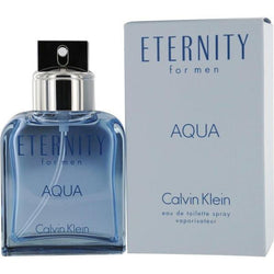 ETERNITY AQUA For Men by Calvin Klein EDT - Aura Fragrances