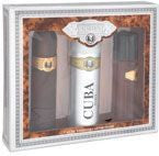 CUBA 3PC SET - Aura Fragrances