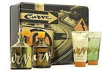 CURVE By Liz Claiborne EDT 4.2oz/ A Shave 4.2oz/ Skin S 2.5oz/ Shampoo 2.5oz For Men - Aura Fragrances