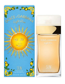 Dolce & Gabbana Light Blue SUN for Women EDT