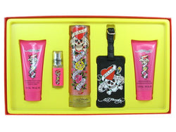 ED HARDY By Christian Audigier EDP 3.4oz/.25oz/3oz/3oz For Women - Aura Fragrances
