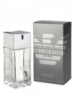 EMPORIO ARMANI DIAMONDS for Men by Giorgio Armani - Aura Fragrances