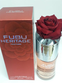 FUBU HERITATE For Women by Fubu EDP - Aura Fragrances