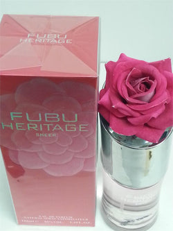 FUBU HERITAGE SHEER For Women by Fubu EDP - Aura Fragrances