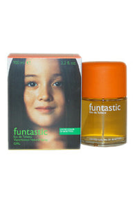FUNTASTIC By Benetton EDTfor Kids - Aura Fragrances