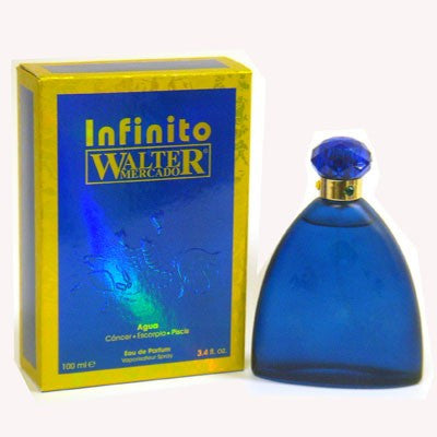 INFINITO AGUA For Women by Walter Mercado EDT - Aura Fragrances