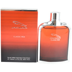 JAGUAR CLASSIC RED For Men by Jaguar EDT - Aura Fragrances
