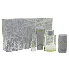 Reaction by  Kenneth Cole 4 PC Gift Set men 3.4oz EDT - Aura Fragrances