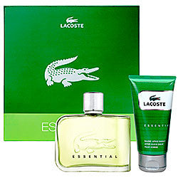 Essential 2PCS  Gift Set by lacoste  ($102 Value) EDT - Aura Fragrances