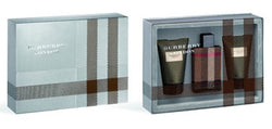 BURBERRY LONDON By Burberry (4PCS Gift Set) EDT 3.3oz For Men - Aura Fragrances